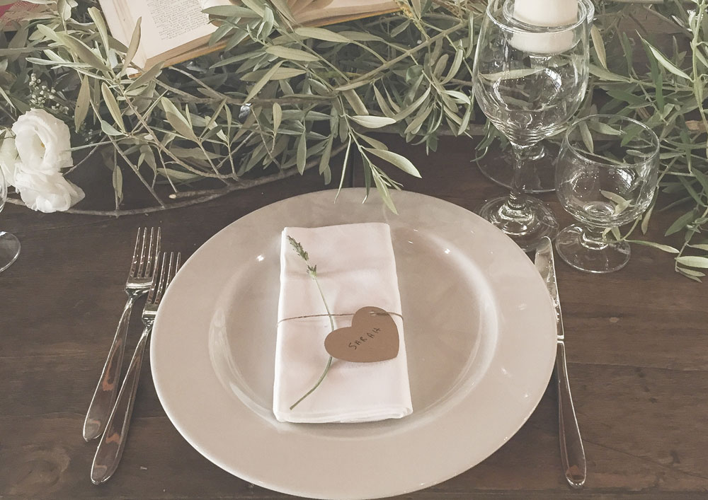 Marriage savoca farm Piazza Armerina Sicily agrisavoca flat mise en place